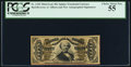 Fractional Currency:Third Issue, Fr. 1330 50¢ Third Issue Spinner PCGS Choice About New 55.. ...