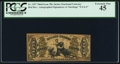 Fractional Currency:Third Issue, Fr. 1357 50¢ Third Issue Justice PCGS Extremely Fine 45.. ...
