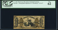 Fractional Currency:Third Issue, Fr. 1356 50¢ Third Issue Justice PCGS New 62.. ...