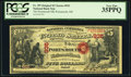 National Bank Notes:Ohio, Portsmouth, OH - $5 Original Fr. 397 The Portsmouth NB Ch. # 935. ...