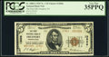 National Bank Notes:Pennsylvania, Freeport, PA - $5 1929 Ty. 2 The First NB Ch. # 13826. ...