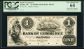 Belfast, ME- Bank of Commerce $1 18__ as G2 Proof