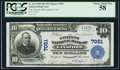 National Bank Notes:Pennsylvania, Lansford, PA - $10 1902 Plain Back Fr. 624 The Citizens NB Ch. #7051. ...