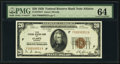 Small Size:Federal Reserve Bank Notes, Fr. 1870-F $20 1929 Federal Reserve Bank Note. PMG Choice Uncirculated 64.. ...