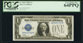 Small Size:Silver Certificates, Fr. 1603 $1 1928C Silver Certificate. PCGS Very Choice New 64PPQ.. ...