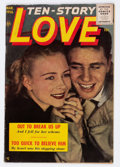 Golden Age (1938-1955):Romance, Ten-Story Love #207 (Ace, 1956) Condition: FN+....