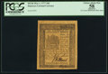 Colonial Notes:Delaware, Delaware May 1, 1777 18d PCGS Apparent Choice About New 58.. ...