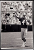 Football Collectibles:Photos, 1992 Brett Favre Original Photograph - One of the Earliest Favre Packers Images!... (Total: 10 item)