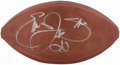 Autographs:Footballs, Emmitt Smith Signed Football. . ...