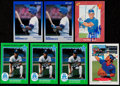 Autographs:Sports Cards, 1989-1991 Ivan Rodriguez Sets and Singles Collection. ...