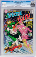 Silver Age (1956-1969):Superhero, The Brave and the Bold #72 The Spectre and The Flash - RockyMountain Pedigree (DC, 1967) CGC NM/MT 9.8 Off-white to whitepag...