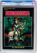 Modern Age (1980-Present):Science Fiction, Marvel Graphic Novel #3 Dreadstar (Marvel, 1982) CGC NM+ 9.6 Whitepages....