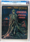 Magazines:Horror, Scream #1 (Skywald, 1973) CGC NM 9.4 Off-white to white pages....