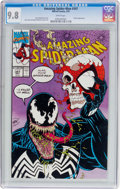 Modern Age (1980-Present):Superhero, The Amazing Spider-Man #347 (Marvel, 1991) CGC NM/MT 9.8 White pages....