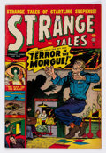 Golden Age (1938-1955):Horror, Strange Tales #4 (Atlas, 1951) Condition: VG+....