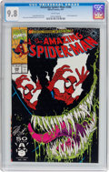 Modern Age (1980-Present):Superhero, The Amazing Spider-Man #346 (Marvel, 1991) CGC NM/MT 9.8 White pages....