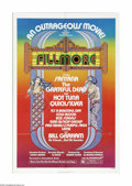 """Movie Posters:Documentary, Fillmore (20th Century Fox, 1972). One Sheet (27"""" X 41""""). The last concert at the Fillmore West in San Francisco is document... (1 )"""