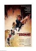 "Movie Posters:Adventure, The Goonies (Warner Brothers, 1985). One Sheet (27"" X 41"").""Goonies never say die!"" Seven kids search for pirate treasure i...(1 )"