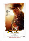"""Movie Posters:Action, Indiana Jones and the Last Crusade (Paramount, 1989). One Sheet (27"""" X 40""""). In the third chapter of the Indiana Jones saga,... (1 )"""