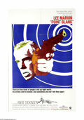 "Movie Posters:Crime, Point Blank (MGM, 1967). One Sheet (27"" X 41""). Lee Marvin stars inJohn Boorman's classic picture that pits a bent-on-reven... (1 )"