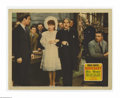 """Movie Posters:Comedy, Roxie Hart (20th Century Fox, 1942). Lobby Card (11"""" X 14""""). Roxie Hart (Ginger Rogers) agrees to take the fall for the murd... (1 )"""