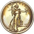 Modern Bullion Coins, 2009 $20 Ultra High Relief, First Strike MS70 Prooflike PCGS....