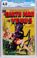 Golden Age (1938-1955):Science Fiction, An Earth Man on Venus #nn (Avon, 1951) CGC VG 4.0 Off-whitepages....