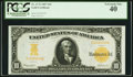 Large Size:Gold Certificates, Fr. 1172 $10 1907 Gold Certificate PCGS Extremely Fine 40.. ...