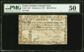 Colonial Notes:South Carolina, South Carolina February 8, 1779 $90 PMG About Uncirculated 50.. ...