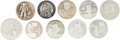 Explorers:Space Exploration, Apollo 11 Medals: Collection of Ten in Sterling Silver....