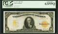 Large Size:Gold Certificates, Fr. 1171 $10 1907 Gold Certificate PCGS Choice New 63PPQ.. ...