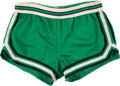 Basketball Collectibles:Uniforms, 1967-70 Kentucky Colonels Game Worn Shorts....