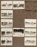 Baseball Collectibles:Photos, 1920's-30's Japanese Baseball Photograph Album, Many Signed!. ...