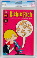 Silver Age (1956-1969):Cartoon Character, Richie Rich #82 File Copy (Harvey, 1969) CGC NM+ 9.6 Off-white to white pages....