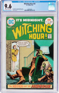 Bronze Age (1970-1979):Horror, The Witching Hour #52 (DC, 1975) CGC NM+ 9.6 Off-white to whitepages....