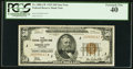 Fr. 1880-J* $50 1929 Federal Reserve Bank Note. PCGS Extremely Fine 40