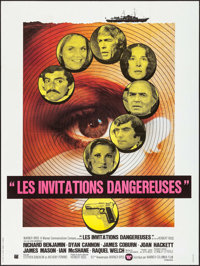 "The Last of Sheila & Other Lot (Warner Brothers, 1973). French Grande (47.25"" X 63"") & Interna..."