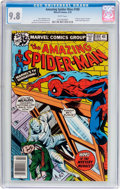 Bronze Age (1970-1979):Superhero, The Amazing Spider-Man #189 (Marvel, 1979) CGC NM/MT 9.8 White pages....