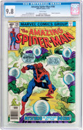 Bronze Age (1970-1979):Superhero, The Amazing Spider-Man #198 (Marvel, 1979) CGC NM/MT 9.8 White pages....