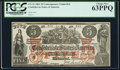 Confederate Notes:1861 Issues, T31/245D Counterfeit $5 1861.. ...
