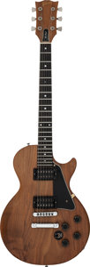Musical Instruments:Electric Guitars, 1978 Gibson The Paul Natural Solid Body Electric Guitar, Serial #73128599....