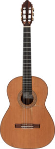 Musical Instruments:Acoustic Guitars, 2006 John Price Natural Classical Guitar, Serial # 234....