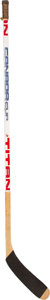 Hockey Collectibles:Equipment, 1984 Wayne Gretzky Game Used Canada Cup Hockey Stick. ...