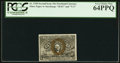 Fractional Currency:Second Issue, Fr. 1290 25¢ Second Issue PCGS Very Choice New 64PPQ.. ...