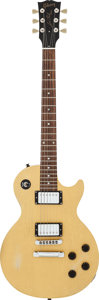 Musical Instruments:Electric Guitars, 2002 Gibson Les Paul Special TV Yellow Solid Body Electric Guitar,Serial # 03542316....