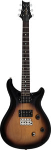 Musical Instruments:Electric Guitars, Circa 1991 Paul Reed Smith (PRS) CE24 Tobaccoburst Solid Body Electric Guitar, Serial # 173403....