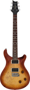 Musical Instruments:Electric Guitars, 1996 Paul Reed Smith (PRS) CE24 Cherry Sunburst Solid Body...