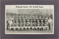 Football Collectibles:Photos, 1941 Pittsburgh Steelers Team Signed Oversized Photograph - With Rare Walter Kiesling!. ...