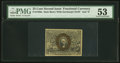 Fractional Currency:Second Issue, Fr. 1286a 25¢ PMG About Uncirculated 53.. ...