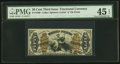 Fractional Currency:Third Issue, Fr. 1369 50¢ Third Issue Justice PMG Choice Extremely Fine 45 EPQ.. ...